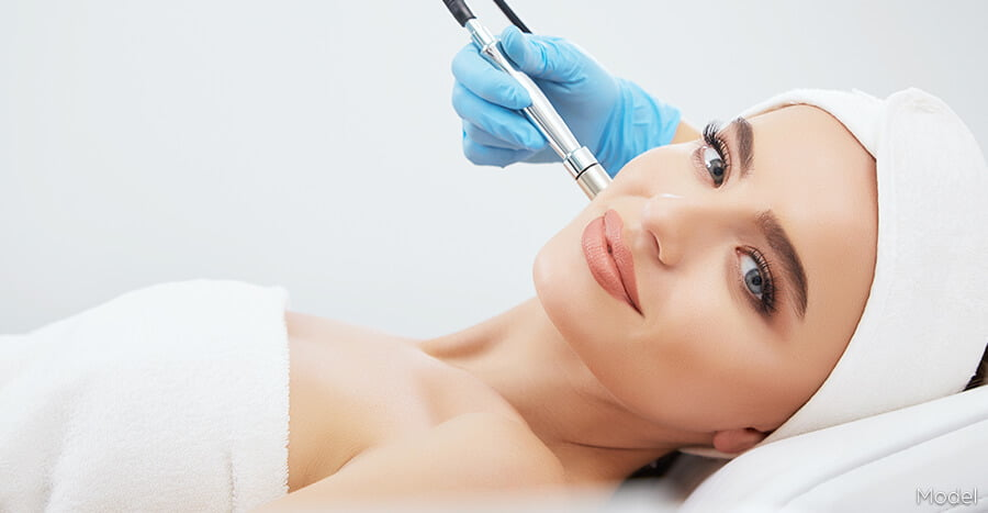, Aesthetician Services