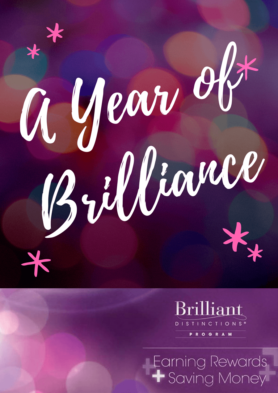 A Year of Brilliance!