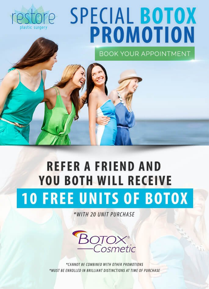 Special BOTOX Promotion!